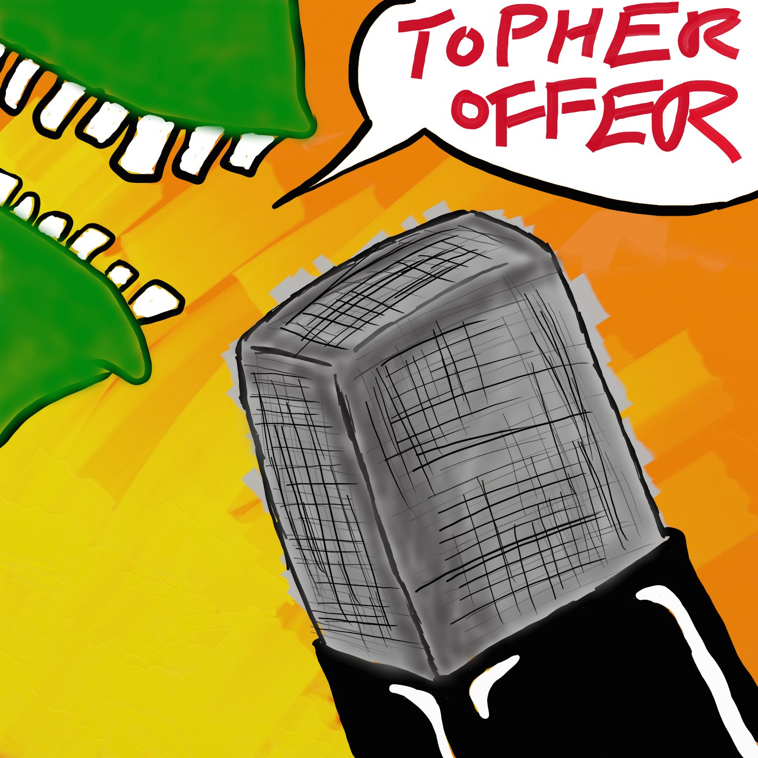 the topher offer Podcast